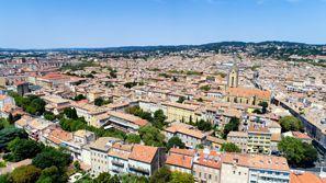 Autovermietung Aix En Provence, Frankreich