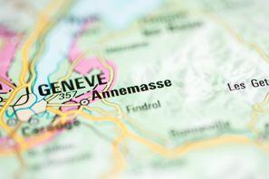 Autovermietung Annemasse, Frankreich