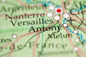 Autovermietung Antony, Frankreich