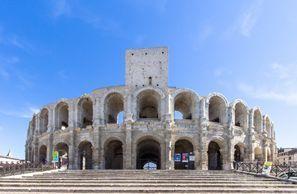 Autovermietung Arles, Frankreich