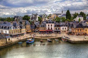 Autovermietung Auray, Frankreich