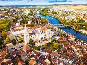 Autovermietung Auxerre, Frankreich