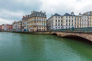 Autovermietung Bayonne, Frankreich