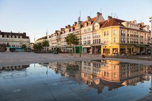 Autovermietung Beauvais, Frankreich