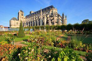 Autovermietung Bourges, Frankreich