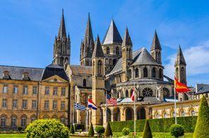 Autovermietung Caen, Frankreich