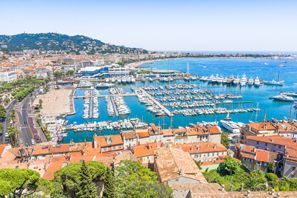Autovermietung Cannes, Frankreich