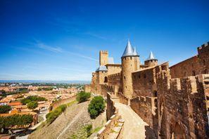Autovermietung Carcassonne, Frankreich