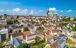 Autovermietung Chartres, Frankreich