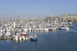 Autovermietung Cherbourg, Frankreich
