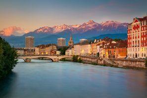 Autovermietung Grenoble, Frankreich