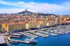 Autovermietung Marseille, Frankreich
