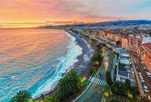 Autovermietung Nizza, Frankreich