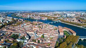 Autovermietung Toulouse, Frankreich