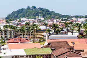 Autovermietung Cayenne, Französisch Guyana