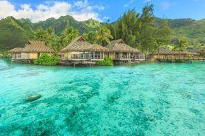 Autovermietung Papeete, Französisch-Polynesien