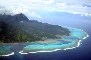 Autovermietung Tahiti, Französisch-Polynesien