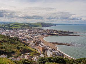 Autovermietung Aberystwyth, Großbritannien