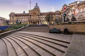 Autovermietung Birmingham, Großbritannien