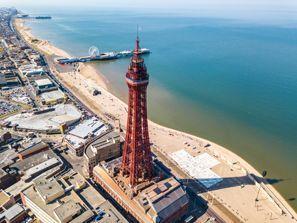 Autovermietung Blackpool, Großbritannien