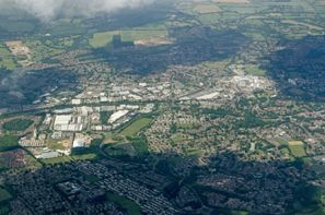 Autovermietung Bracknell, Großbritannien
