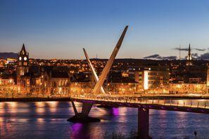 Autovermietung Derry, Großbritannien