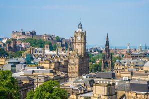 Autovermietung Edinburgh, Großbritannien
