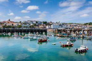 Autovermietung Guernsey, Großbritannien