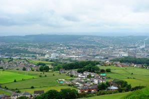 Autovermietung Huddersfield, Großbritannien