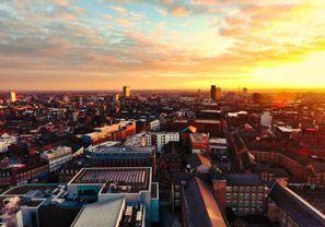 Autovermietung Leicester, Großbritannien