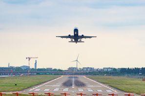 Autovermietung London City Flughafen, Großbritannien