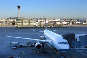 Autovermietung London Heathrow Flughafen, Großbritannien