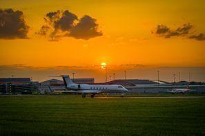 Autovermietung London Luton Flughafen, Großbritannien
