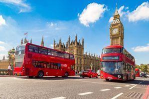 Autovermietung London, Großbritannien