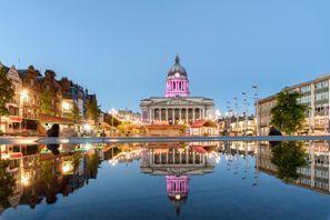 Autovermietung Nottingham, Großbritannien