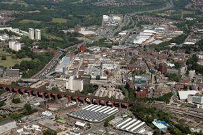 Autovermietung Stockport, Großbritannien