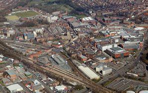 Autovermietung Wigan, Großbritannien