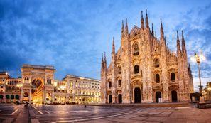 Autovermietung Mailand, Italien