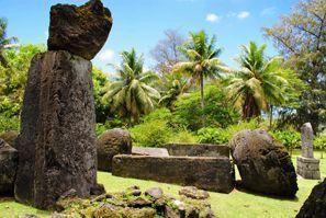 Autovermietung Tinian, Nördliche Marianen