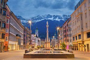 Autovermietung Innsbruck, Österreich