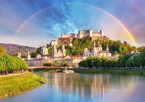 Autovermietung Salzburg, Österreich