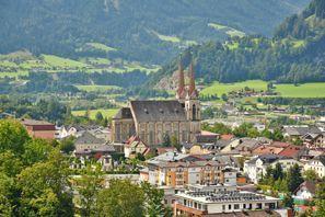 Autovermietung St. Johann, Österreich