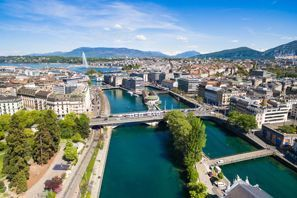 Autovermietung Genf, Schweiz