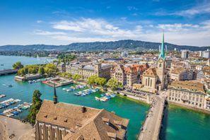 Autovermietung Zürich, Schweiz