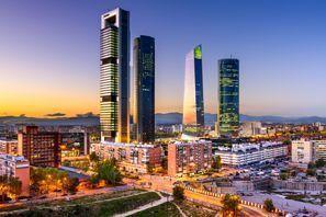 Autovermietung Madrid, Spanien