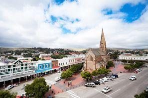 Autovermietung Grahamstown, Südafrika