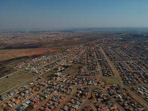 Autovermietung Randfontein, Südafrika