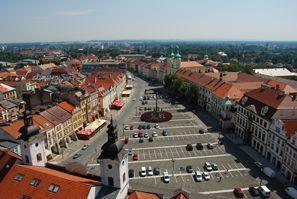 Autovermietung Hradec Kralove, Tschechien