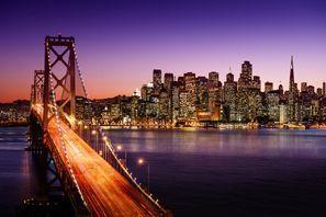 Autovermietung San Francisco, USA